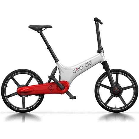 Gocycle GS Rossa
