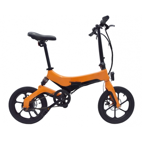 Gocycle GS nera